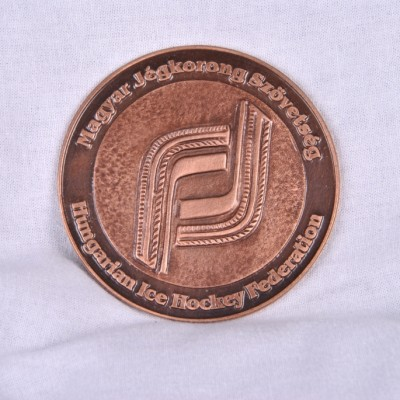 öntött logó Jégkorong Szövetség
