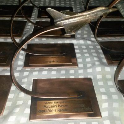 repülő díj